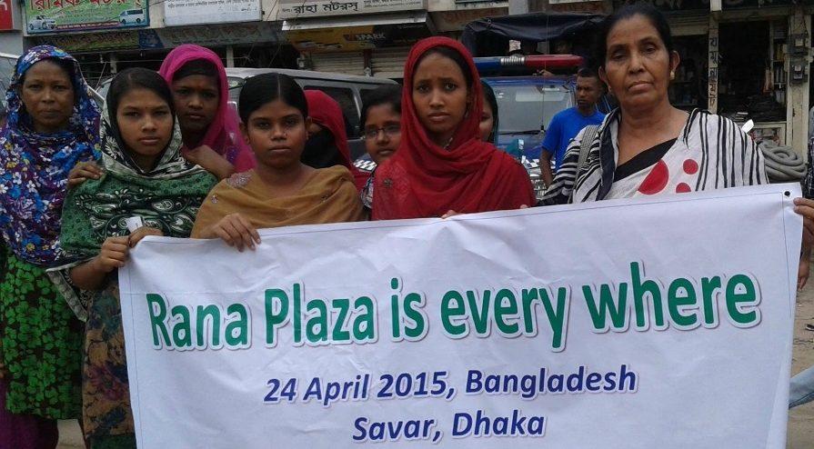 Rana Plaza: no olvidamos