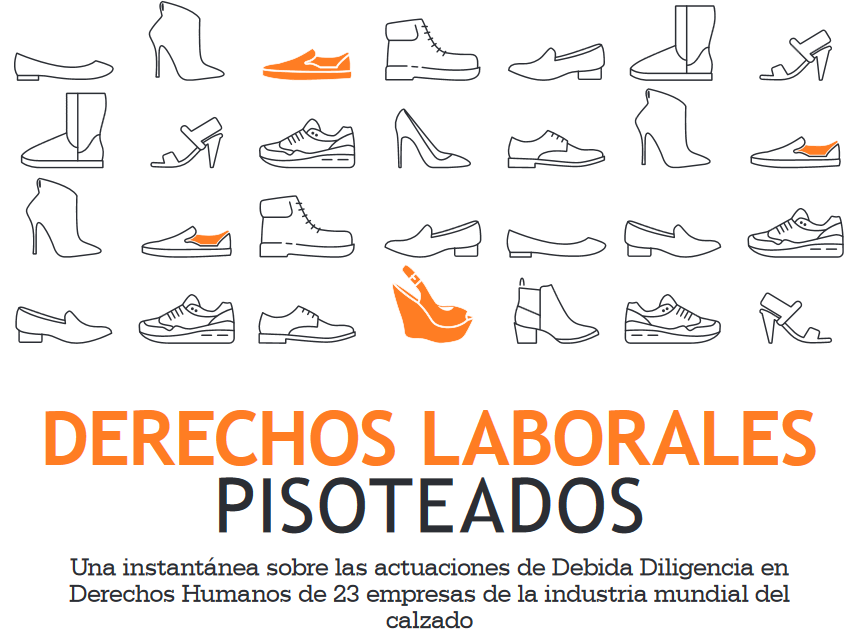 Informe: Derechos laborales pisoteados