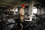 Mueren 21 personas que estaban trabajando en una fábrica de ropa en Bangladesh a causa de un incendio