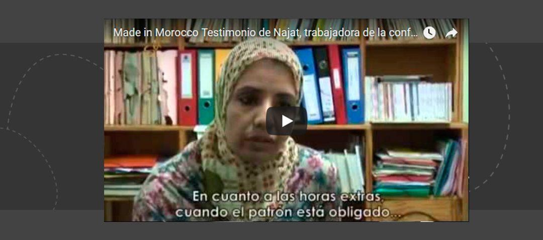 Najat – Marruecos