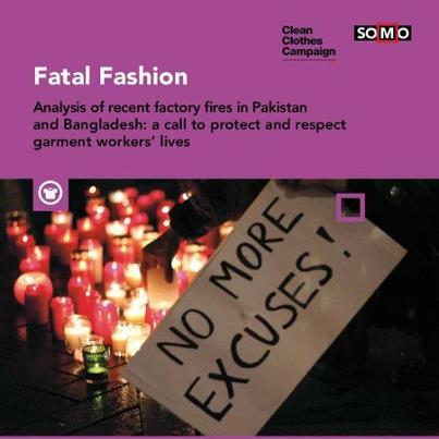 «Fatal Fashion»: nuevo informe de la Campaña Ropa Limpia y Somo