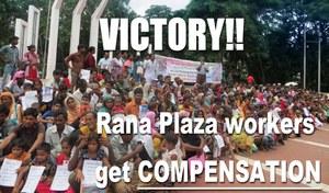 ¡El Fondo Rana Plaza al fin alcanza los 30 millones de $ necesarios para indemnizar a las víctimas!  Muchas gracias por vuestro apoyo en estos 2 años.