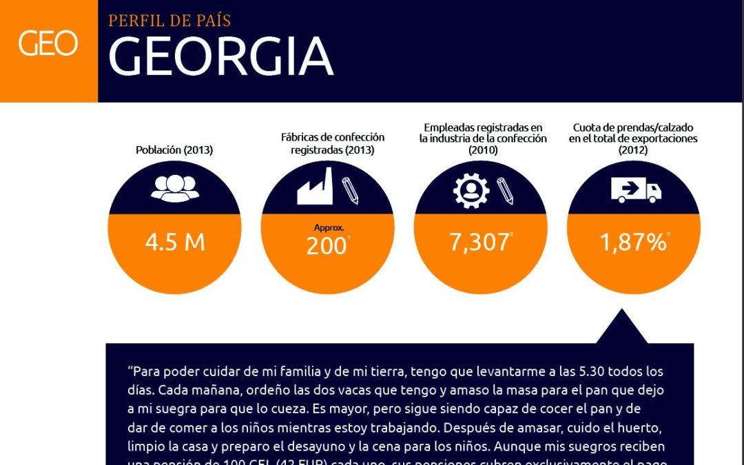 Georgia – Informe Salarios Dignos