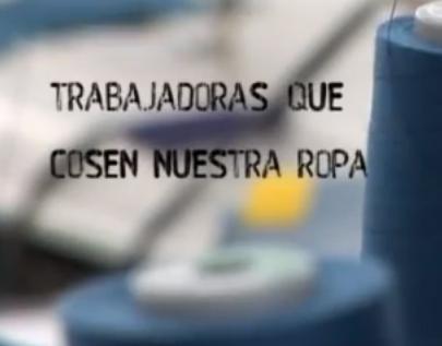 VÍDEOS Made in Morocco. Testimonios de las trabajadoras que cosen nuestra ropa