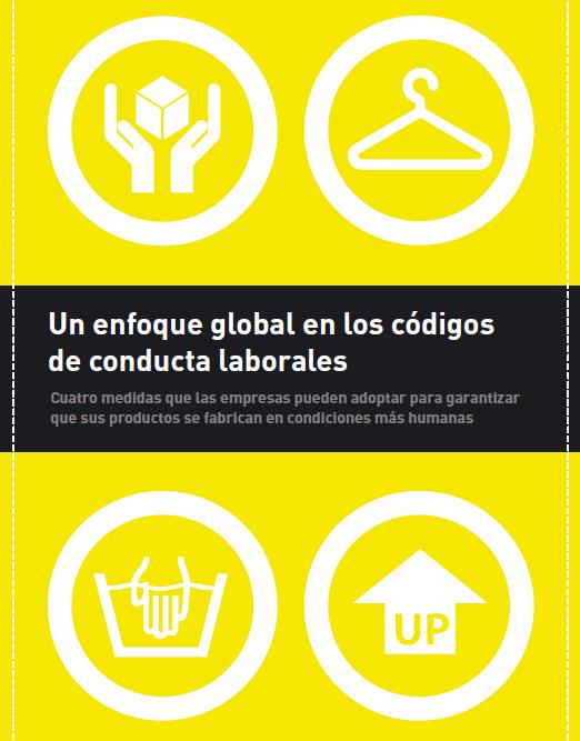 Un enfoque global en los códigos de conducta laborales