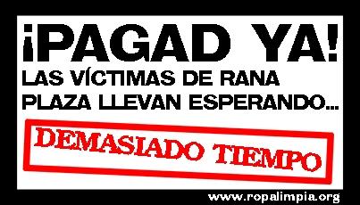 2 años después las víctimas del Rana Plaza siguen esperando