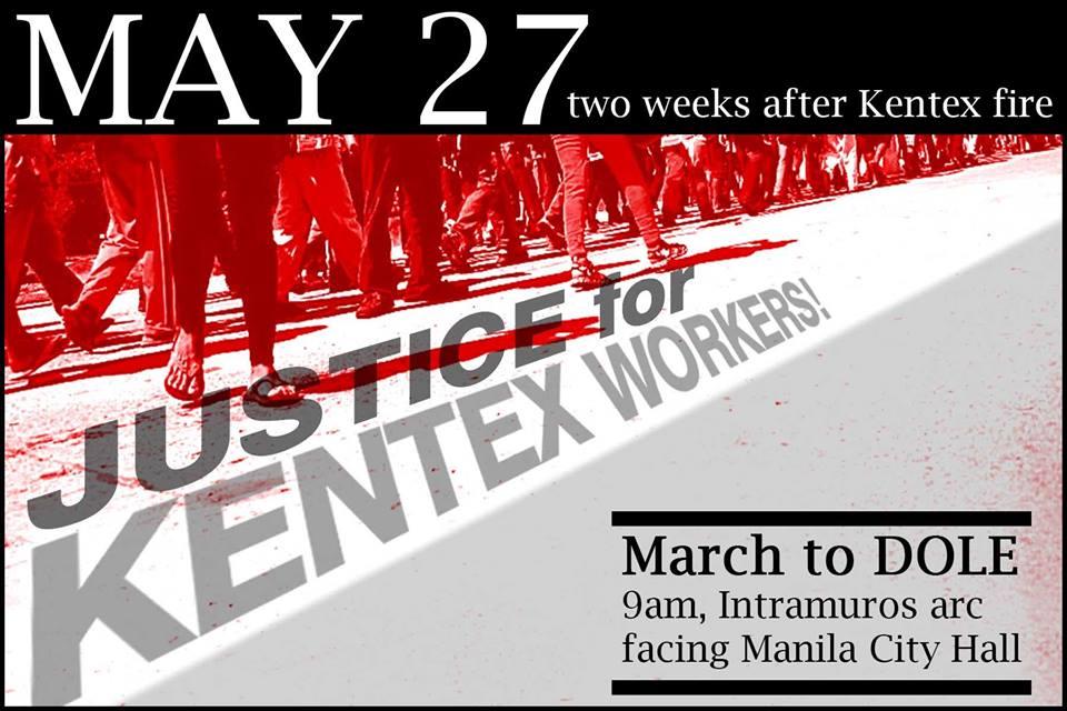 Grave incendio en fábrica de Filipinas: solidaridad con las familias y  exigencia de responsabilidades
