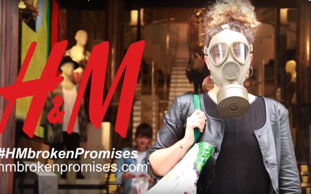 Tres años después de la firma del Acuerdo de Bangladesh, las fábricas de H&M todavía no son seguras