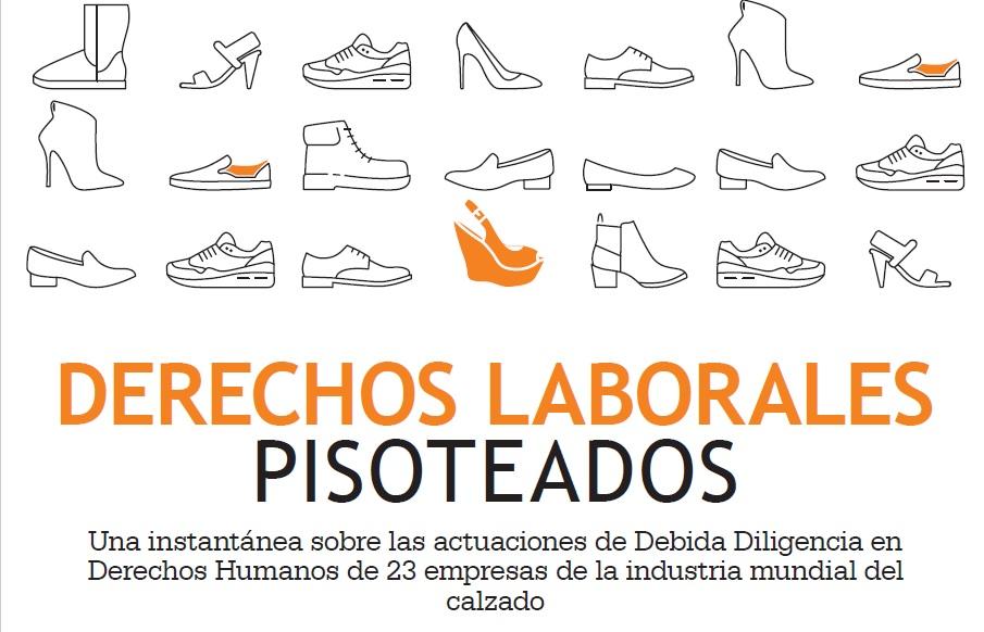 La industria del calzado debe salir de la sombra: las marcas deben asumir su responsabilidad con respecto a las condiciones de trabajo de sus proveedores