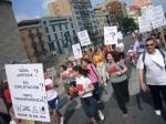 La Campaña Ropa Limpia pedirá en la Volta a Peu de Valencia derechos laborales en el sector textil