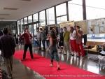 Desfile de moda ética en la Universitat Politècnica de Catalunya