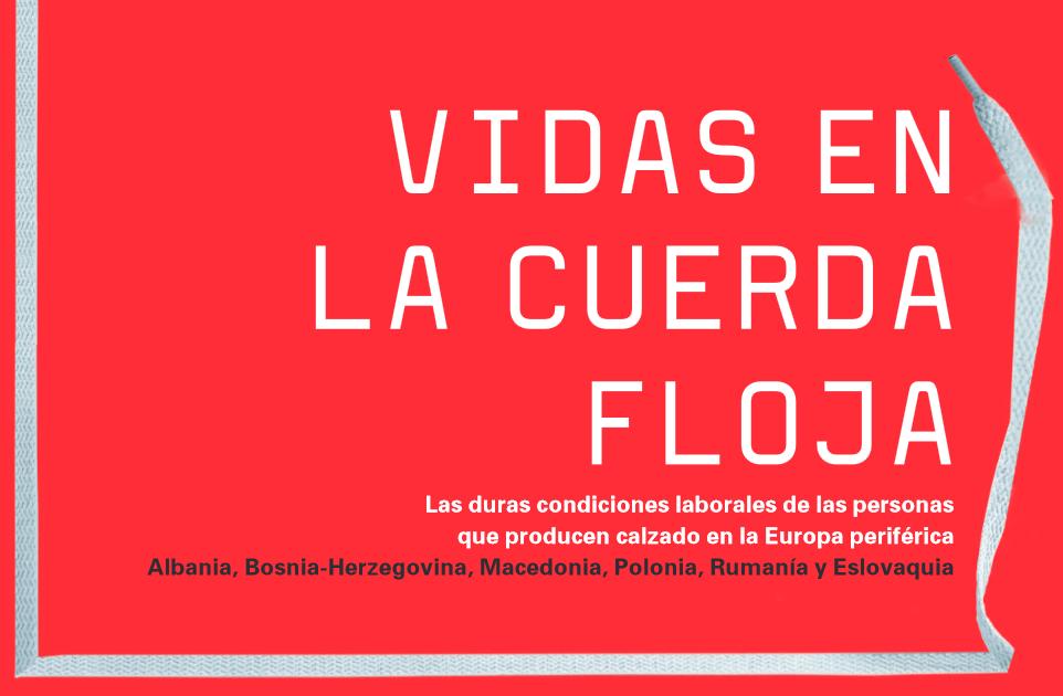 Informe: Vidas en la cuerda floja