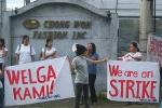 Las autoridades filipinas acusadas de manipular el sistema judicial para reprimir los derechos laborales y humanos