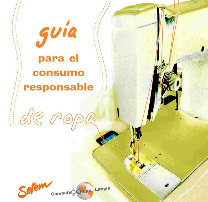 Guía para el consumo responsable de ropa