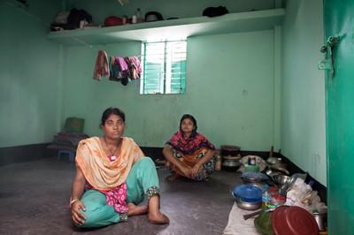Benetton y Mango: los y las supervivientes del Rana Plaza corren el riesgo de perder sus casas