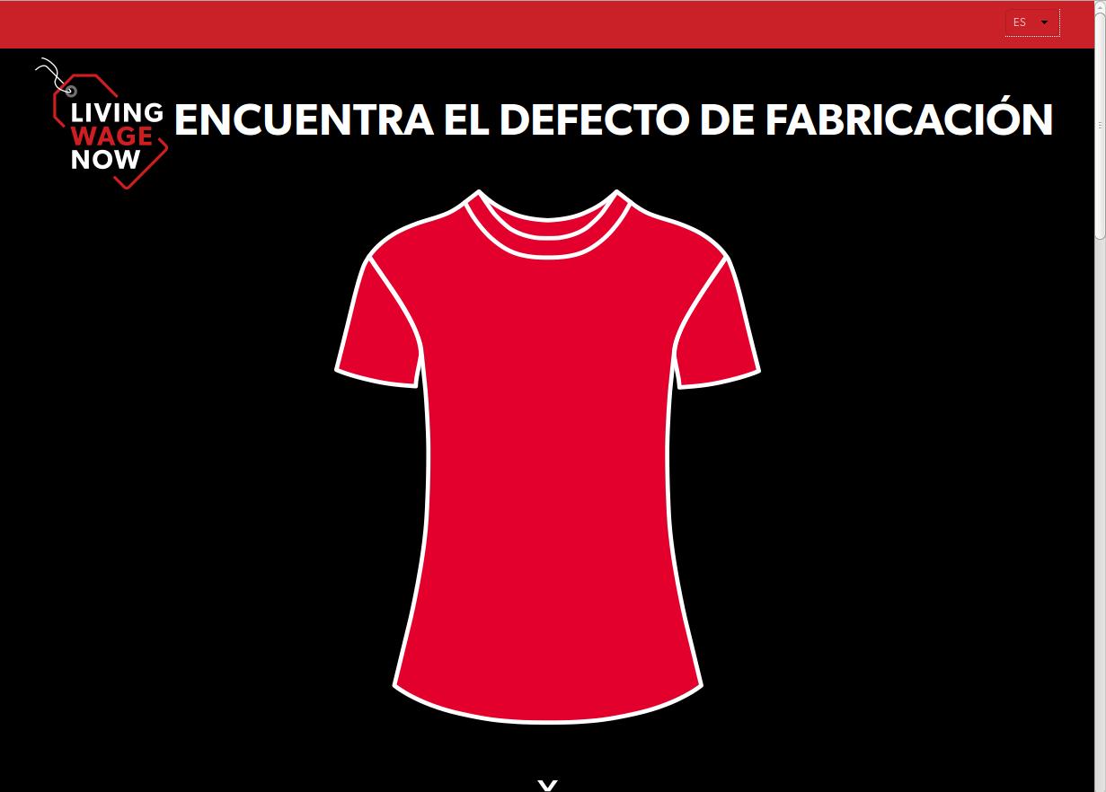 Las personas consumidoras de Europa exigen un salario digno para las trabajadoras del textil