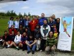 Mundialito «Juega Limpio» en Pamplona