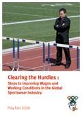 Descrédito para la industria de artículos deportivos ante las nuevas denuncias sobre las condiciones de trabajo