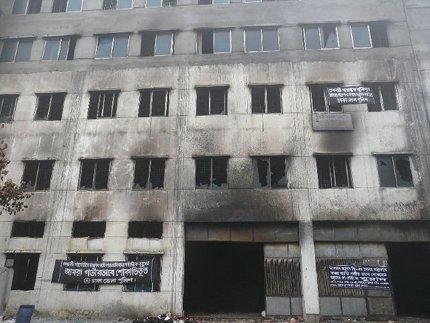 Tres meses después del incendio de Tazreen: ¡No olvidamos!