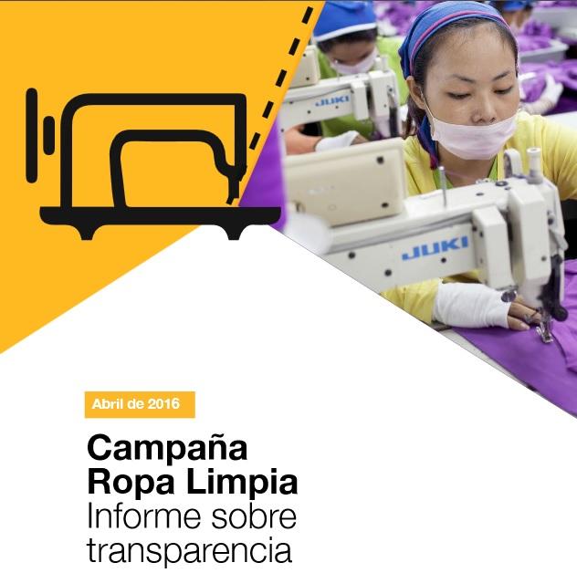 Informe sobre Transparencia