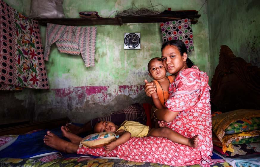 Sharmin – Bangladesh