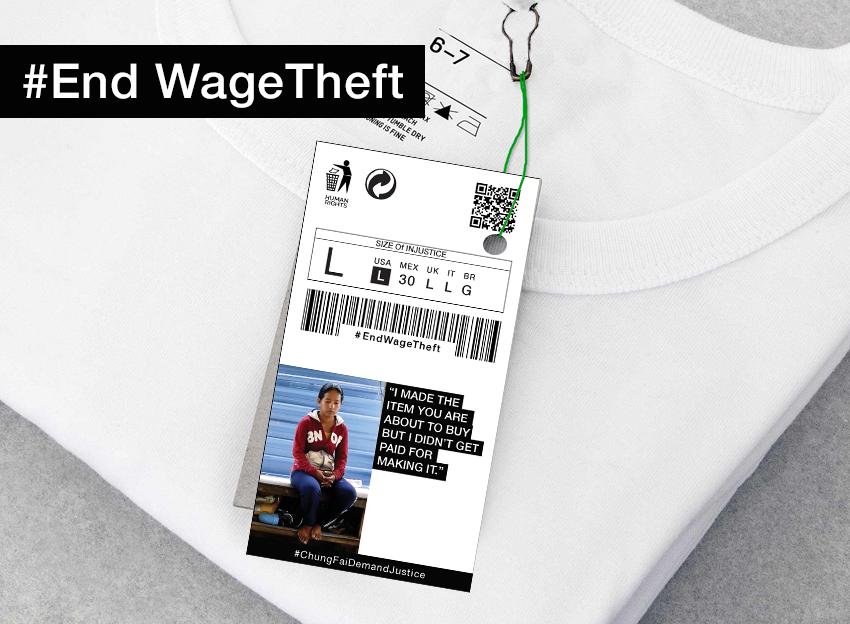 Las etiquetas protesta en tiendas de Zara y Mango se extienden por todo el mundo