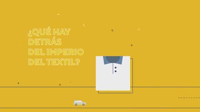 Vídeo: Detrás del imperio del textil