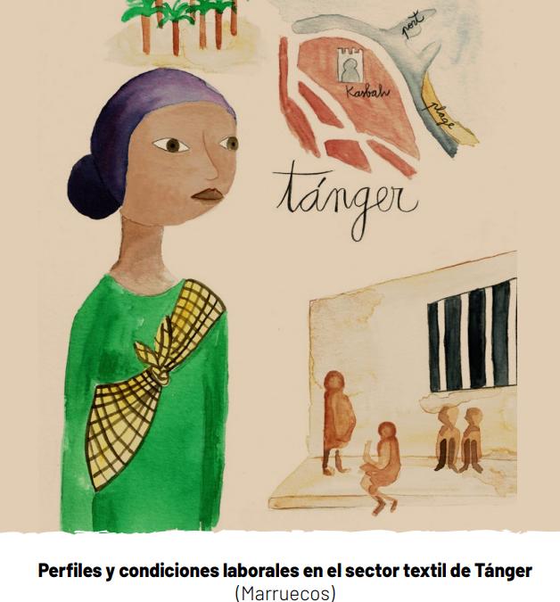 Perfiles y condiciones laborales en el sector textil de Tánger (Marruecos)