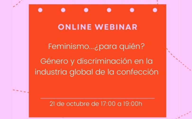 Feminismo, ¿para quién? Género y discriminación en la industria de la moda.